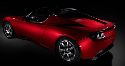 Tesla Roadster Sells Out First 100 Cars