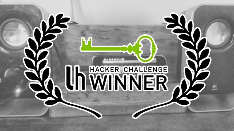 Challenge Winner: Stream Music Through Your Old Smartphone