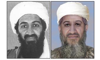 Bin Laden's 'Digitally Aged' Mug Shot Reveals Stubborn Greys, Still-Youthful Lips