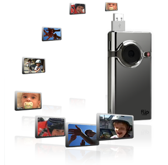 Flip's Next Pocket Cam May Be a Wi-Fi Slider