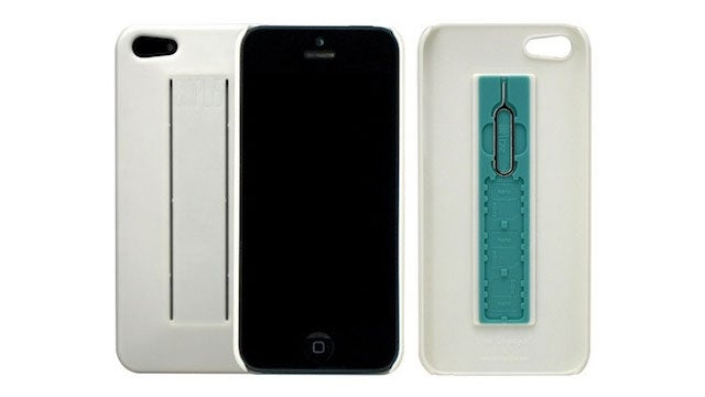 SIMPLcase Makes Carrying Multiple SIM Cards with Your iPhone Easy