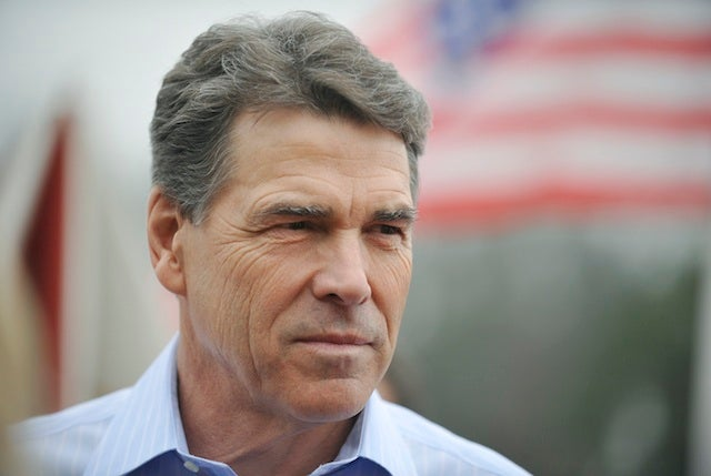 Rick Perry Is Out