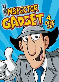 Inspector Gadget Coming to DVD