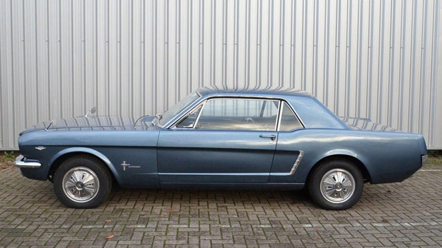 One of Three 4x4 1965 Mustang Prototype for sale in Britain