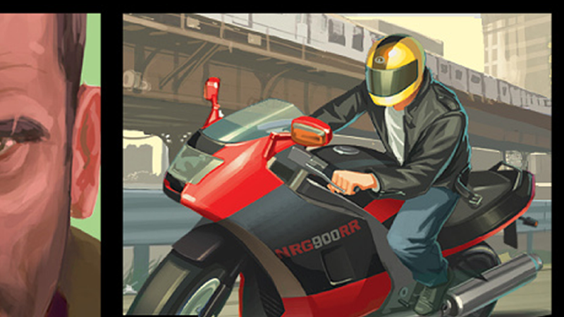 The Rules of Grand Theft Auto Box Art
