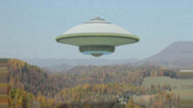 Iran Says They've Built a 'Flying Saucer'