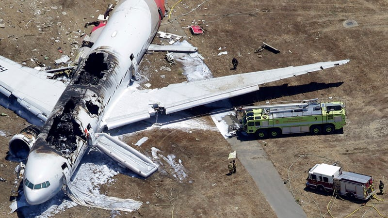 Every Survivor Of The Crashed Asiana Flight 214 Will Get $10,000