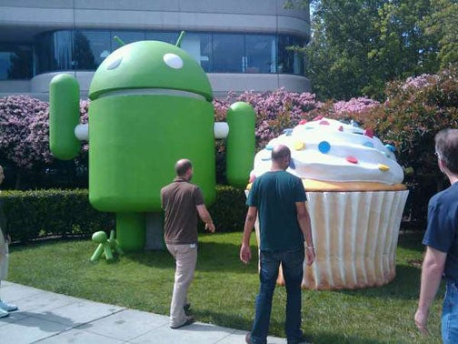 T-Mobile Pushing Android 1.5 'Cupcake' Update to Select G1s