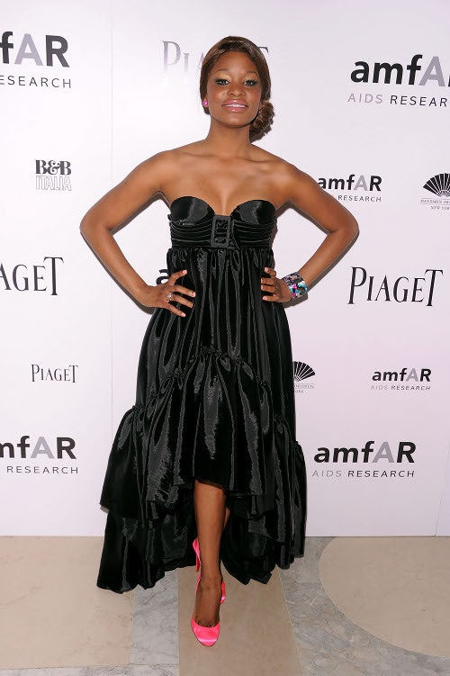 Stars Just Wanna Have Fun, Look Absurd At AmFAR Gala