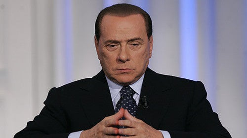 Berlusconi To Sue Every European Newspaper He Doesn't Own