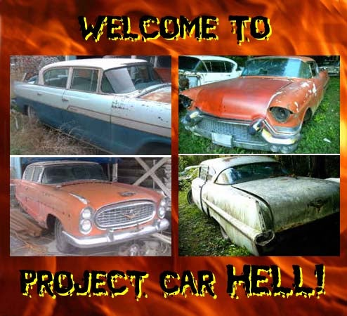 PCH, 57 Varieties Of Hell Edition: Two 1957 Cadillacs or 1957 Nash/Hudson Combo?