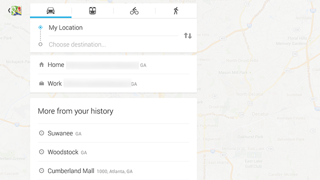 The Best Changes to the New Google Maps for Android
