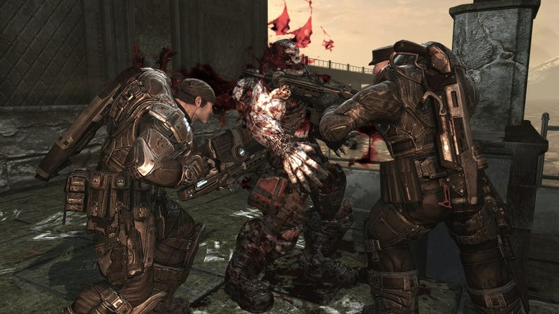 Throat-Slashing Blamed on a Gears of War Relationship Gone Bad