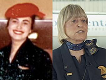 Flight Attendant Logs 53 Years In-Flight