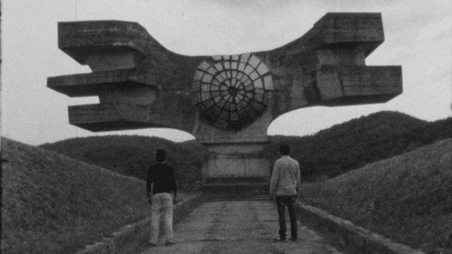 Indie Sci-Fi Movie Featuring Awesome Yugo Monuments Is Almost Done
