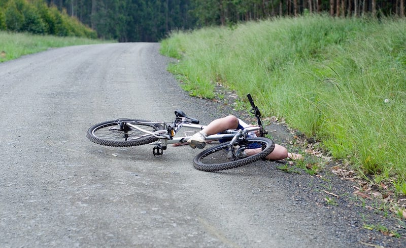 Man Treated for Seven-Week-Long Erection Caused by Hard Bike Crash