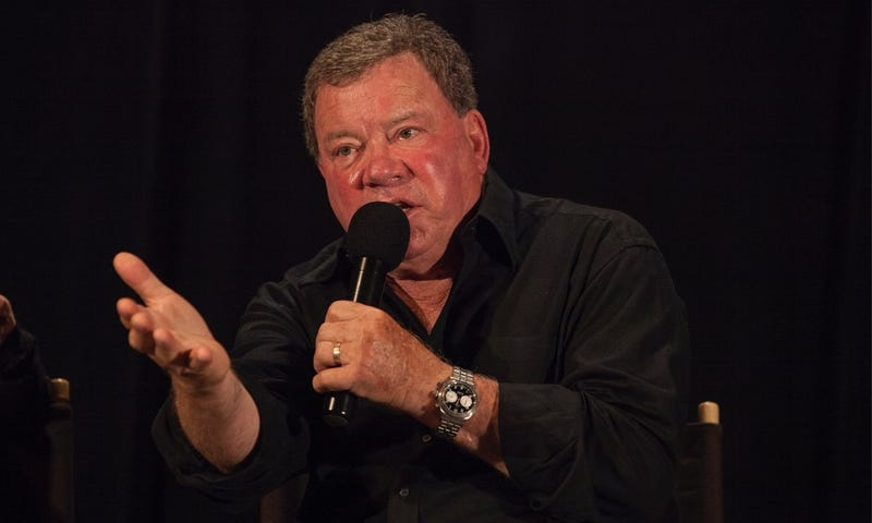 "William Shatner Freaks Out About ""Nobodies"" Being Verified on Twitter"