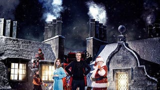 The New <em>Doctor Who</em> Christmas Special Has A Title And First Promo Pic