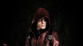 First Look At <em>Arrow</em> Sidekick Roy Harper As Arsenal