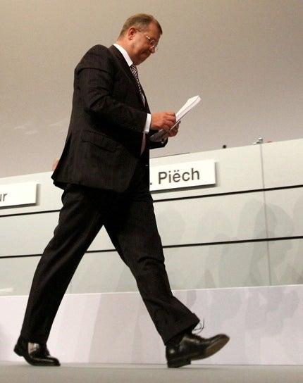 Auf Wiedersehen, Herr Wiedeking: Porsche CEO Steps Down