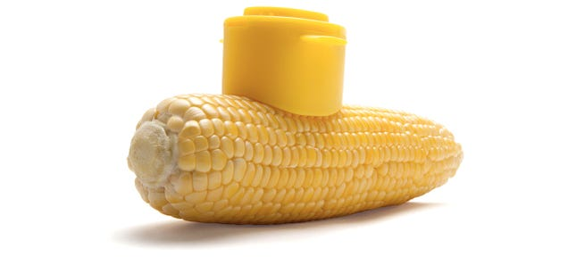 A Yellow Submarine Butter Spreader Is the Best Thing To Happen To Corn