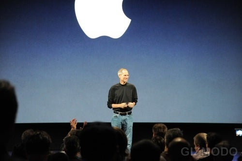Watch Steve Jobs' Semi-Triumphant Return to The Apple Stage