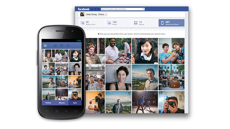Facebook Testing Automatic Photo Sync for Android