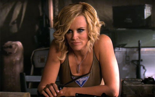 "Don't Worry, Red Alert Fans, Jenny McCarthy Is Apparently A ""Badass"" Tanya"