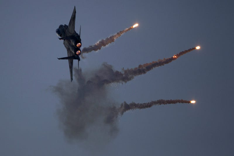 Israel Bombed Syria As U.S. Continues to Mull Military Options