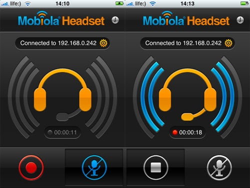 Mobiola Headset iPhone App Lets You Record Skype Calls