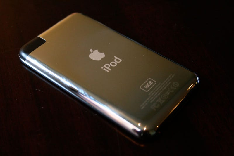 iPod Touch Hands-on Gallery and Video