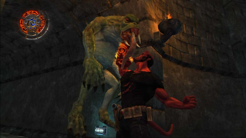 Hands on with Hellboy: Science of Evil