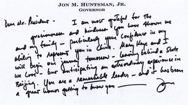 Jon Hunstman Has a Domain Name Problem