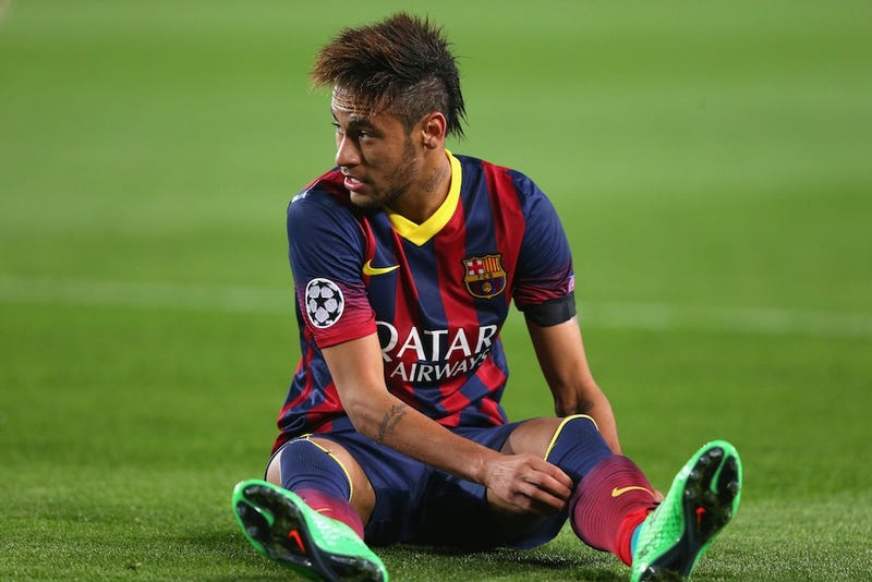 The Career Of Neymar, As Told Through His Glorious Hairstyles