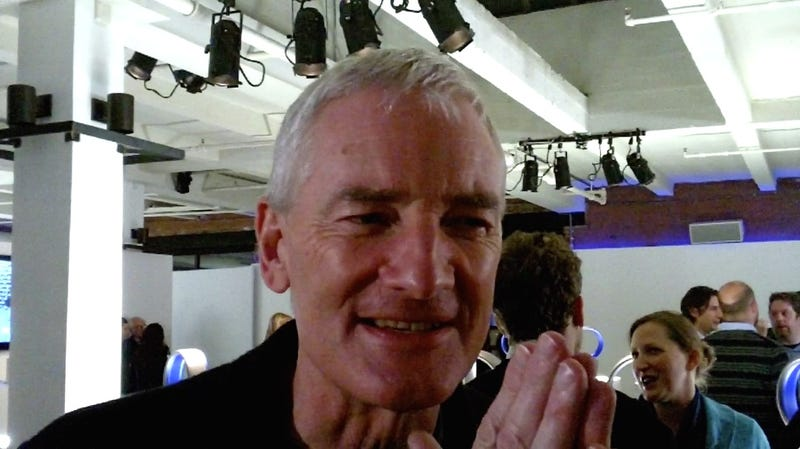 James Dyson Lightning Interview: A Mac Man With a Bladeless Fan