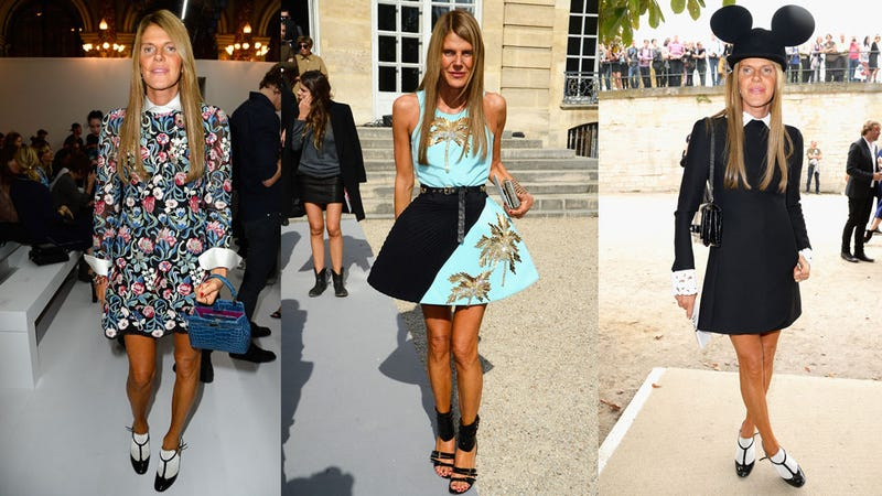 What the Front Row Is Wearing at Paris Fashion Week