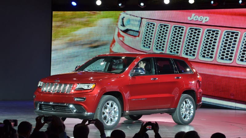2014 Jeep Grand Cherokee: Proof That Jeep Now Gives A Shit