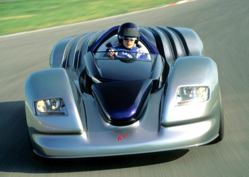 The Ten Craziest Single Seat Road Cars