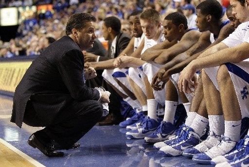 "John Calipari Told His Team They ""Need To Get Beat"""
