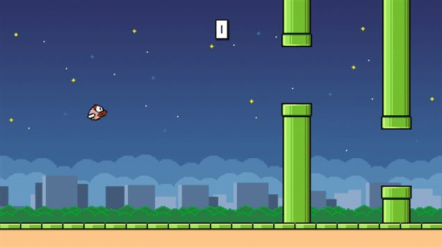 Amazon's Fire TV Is The Perfect Place To Play Flappy Bird