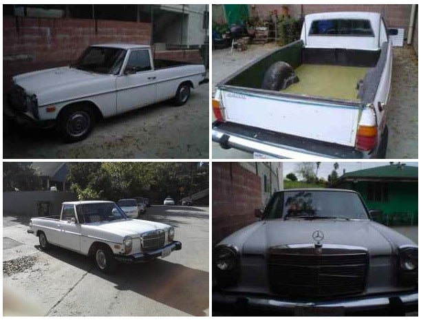 For $2,300, this pickup probably has very little pick up
