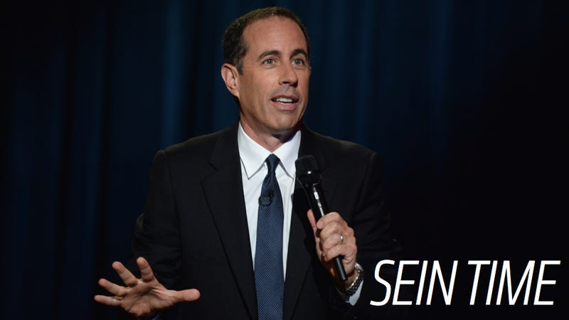 Ask Jerry Seinfeld Anything Here Today