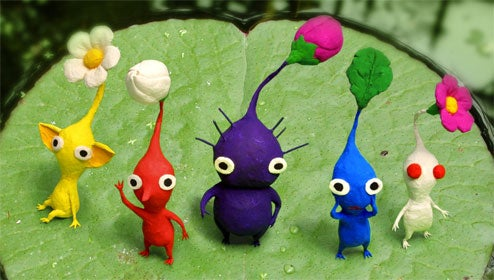 "Miyamoto: ""We're Making Pikmin"""