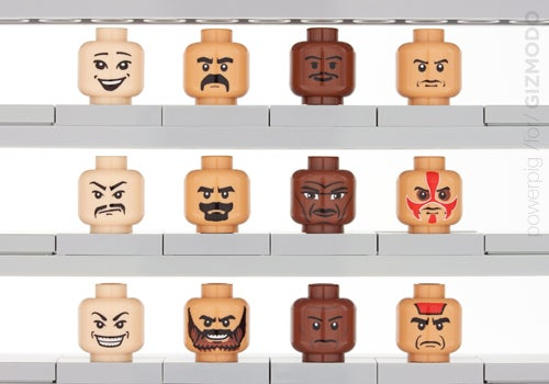 Hollywood's Racism Exposed ... by Lego