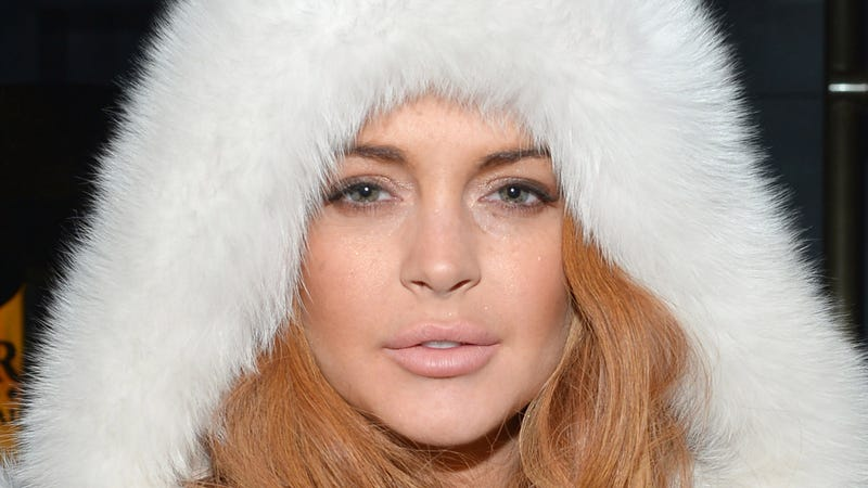 Lindsay Lohan Tries (and Fails) to Make It Illegal to Mock Lindsay Lohan