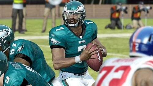 Vick's Madden Ratings: Worse, but Still Dangerous