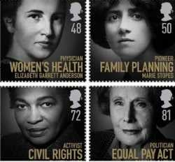 UK Female Pioneers Get Own Stamps • Josef Fritzl Declared Clincally Sane