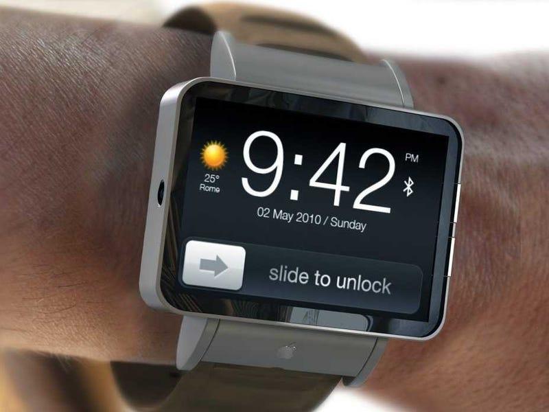 8 diseños de iWatch para soñar (o no) con un reloj de Apple