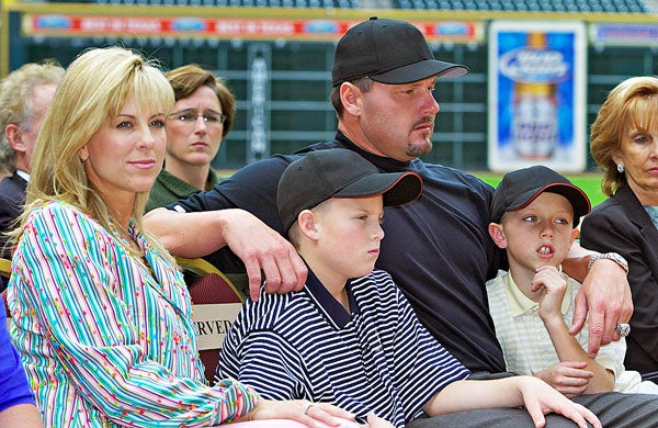 The Wacky, Life-Changing Saga Of Roger Clemens Continues To Unravel