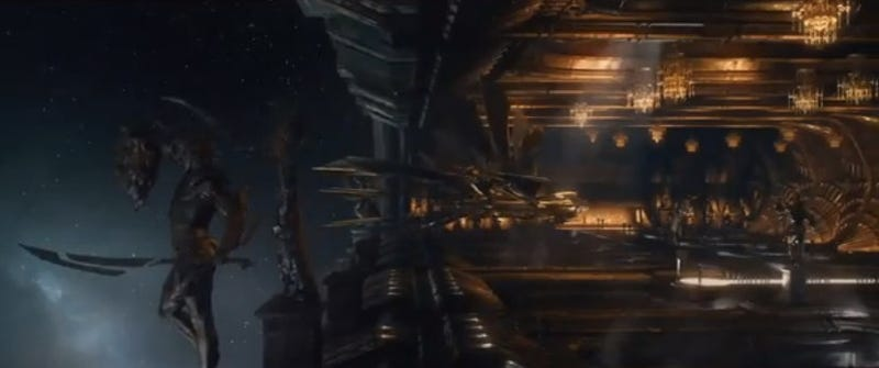 Is the Wachowskis' Jupiter Ascending the Space Opera of our Dreams?